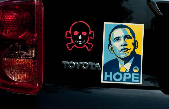 You got it, Toyota! 2010