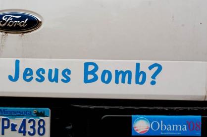 Jesus Bomb? 2009